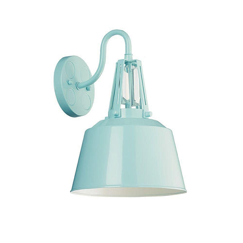Feiss Freemont 1-Light Outdoor Fixture Hi Gloss Blue-OB