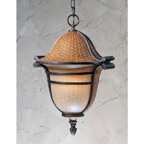 Triarch International Bombay 3-Light Outdoor Pendant Bronze