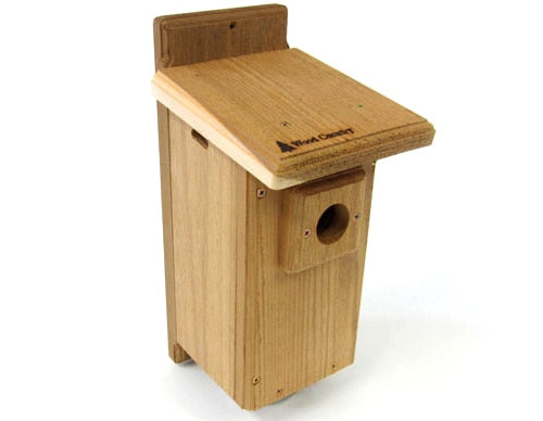Birds Choice Wood Country Bluebird House