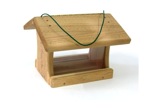 Birds Choice Wood Country Cedar Bird Feeder