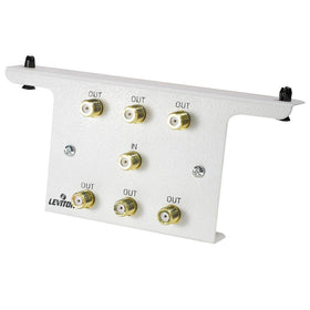 Leviton 1 x 6 2GHz Video Splitter