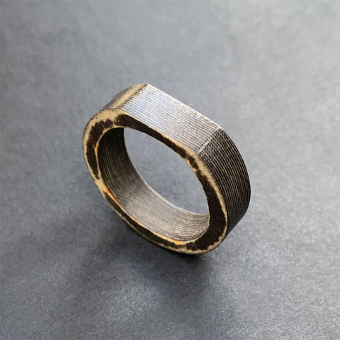 Dappe Ring | TORTOISE SHELL