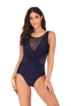 SLV LONG SLEEVE SWIMSUIT TANKINI