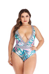 SLV PLUS SIZE MODEST CUT BIKINIS L-5XL