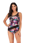 TROPICAL TANKINI SET - BelleChloe