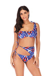 SLV HOT SUMMER LOOK BIKINI - BelleChloe