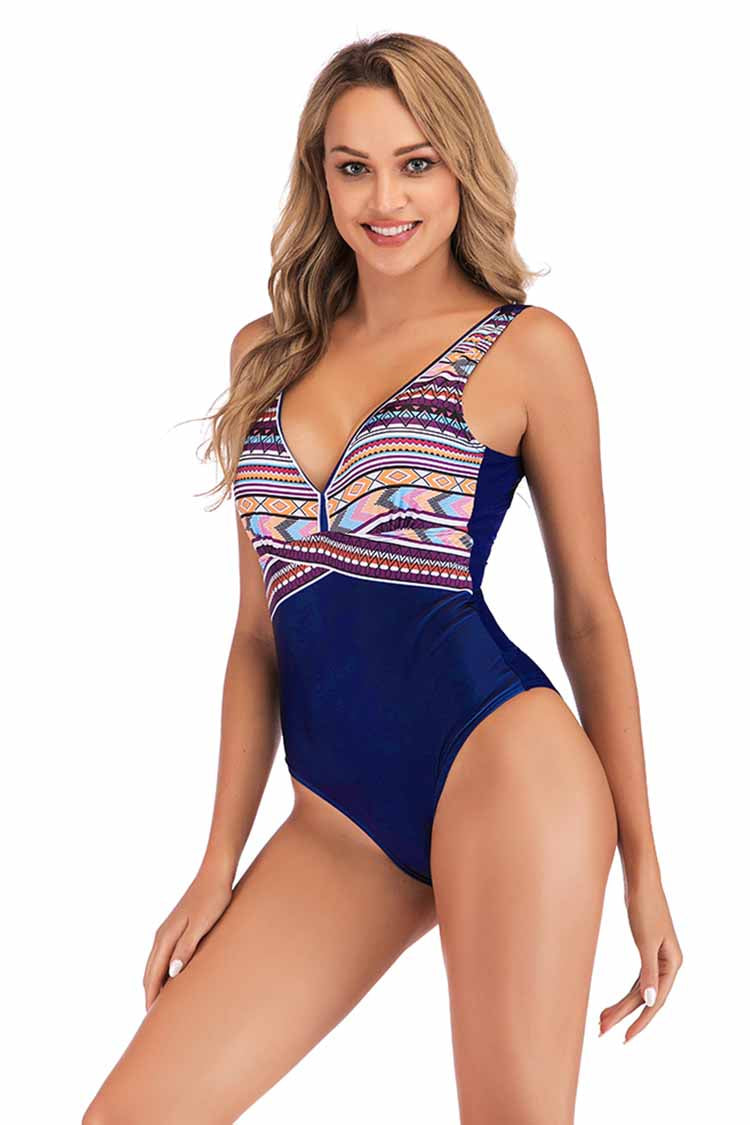 SLV  SUBTLE MESH CUTOUTS SWIMSUIT