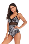 SLV SUBTLE MESH CUTOUTS ONE PIECES - BelleChloe