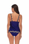 SLV STRAPPY FIXED BATHING SUIT