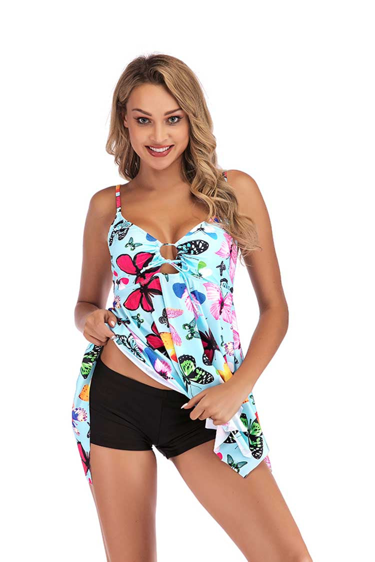 SLV  BEACH WALKS BUTTERFLY SWIMWEAR - BelleChloe