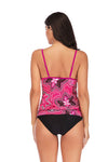 SLV Tropical Tankini Set - BelleChloe