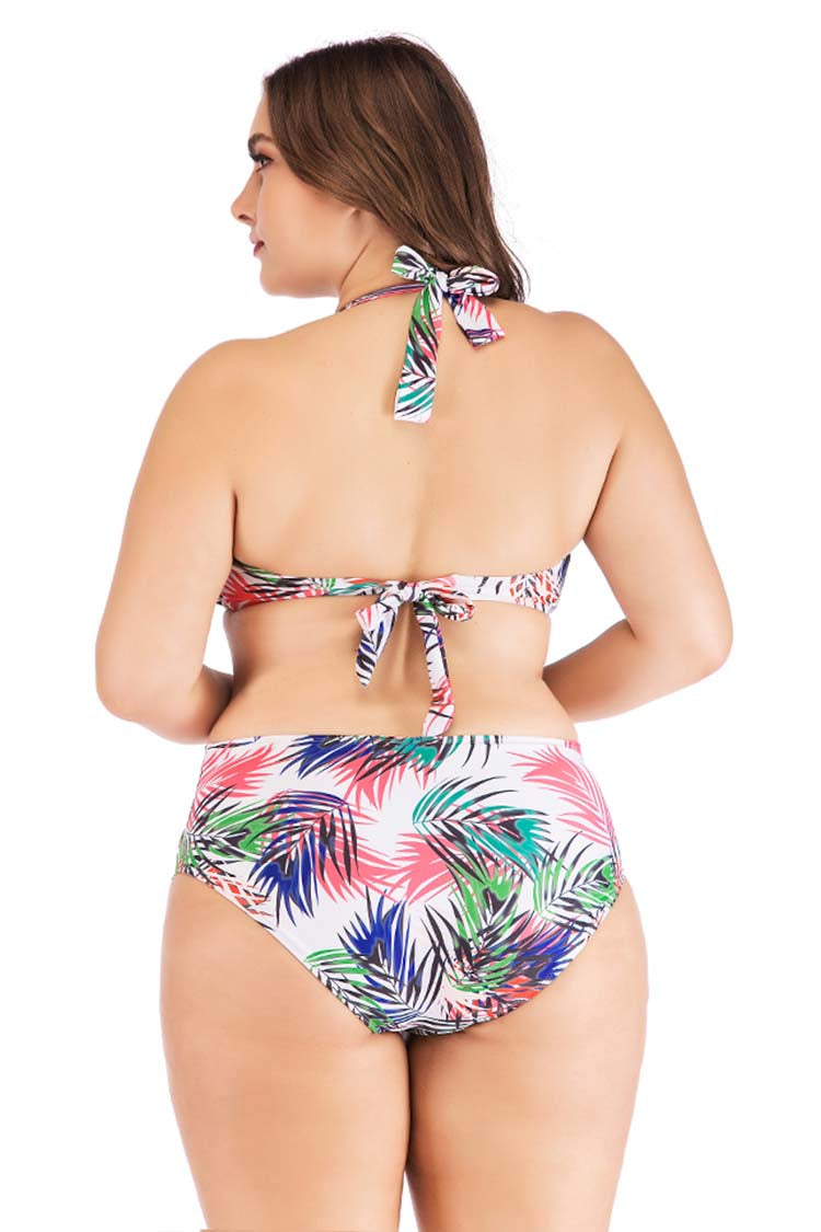 SLV PLUS SIZE MODEST CUT BIKINIS - BelleChloe