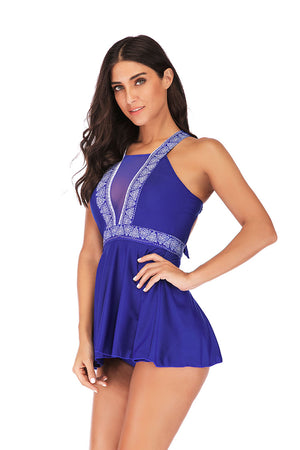 Bohemian tankini set - BelleChloe