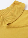 Sexy Off Shoulder Knitted Elegant Solid Skinny Slim Sweater-Sweaters-BelleChloe