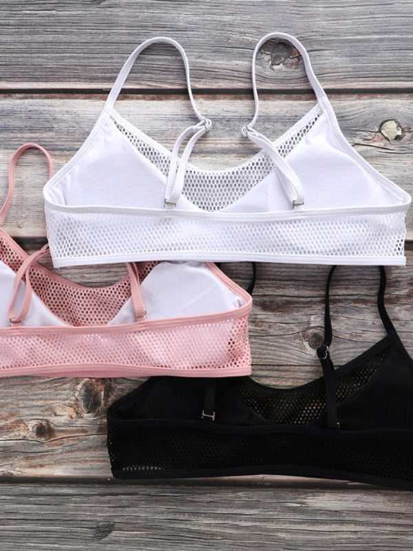 Push-Up Bandage Bikini Bra Top Sets