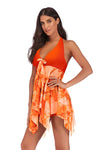 SLV  CHARMING HALTER SWIMWEAR - BelleChloe