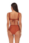 SLV  BACK TIED BIKINIS - BelleChloe