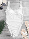 Female Fashion Long Sleeve Summer Sexy  Coveralls Bodysuits Swimwear