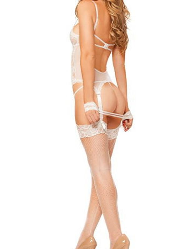 Women's Sexy Lingerie Costumes Lace Dress