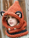 Autumn And Winter New Cartoon Animal Dinosaur Hat Knit Hat