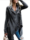 Tassel Sweater Large Size Coat Sweater - BelleChloe