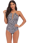 SLV HALTER DESIGN ONE PIECES - BelleChloe
