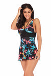PUSH UP SWIMWEAR TANKINI