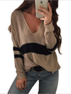 Loose Warm Batming Sleeves Sweater