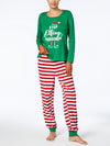 Stop Elfing Around Printed Christmas Family Set - BelleChloe