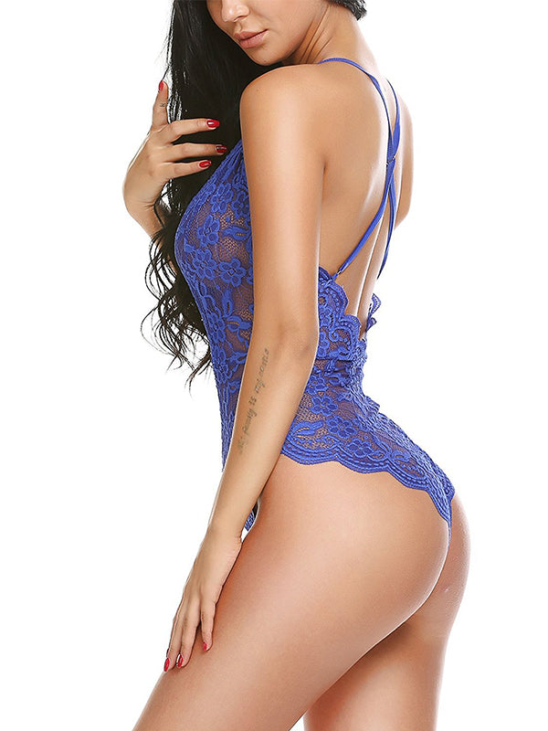 U-shaped Sling Multi-color multi-code Print Sexy Lingerie