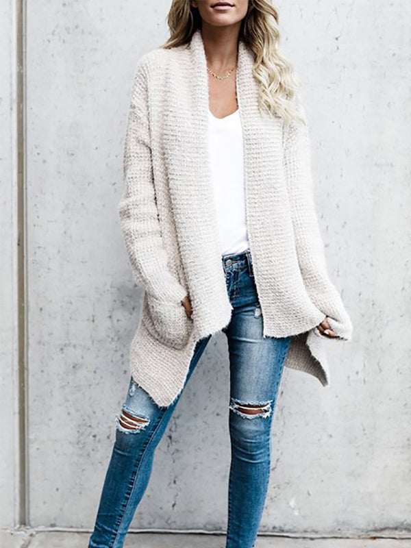 Thick Vintage Knitted Cardigan