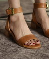 【HIGT QUALITY】Small Size Womens Sandals Trendy  Casual Shoes - BelleChloe