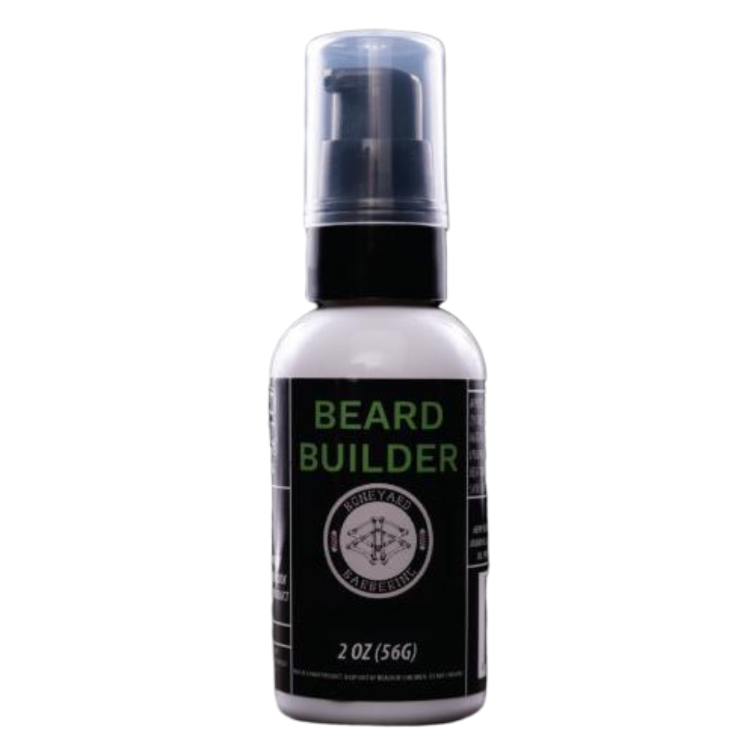 Boneyard Beard Builder - Boneyard Barbering Products