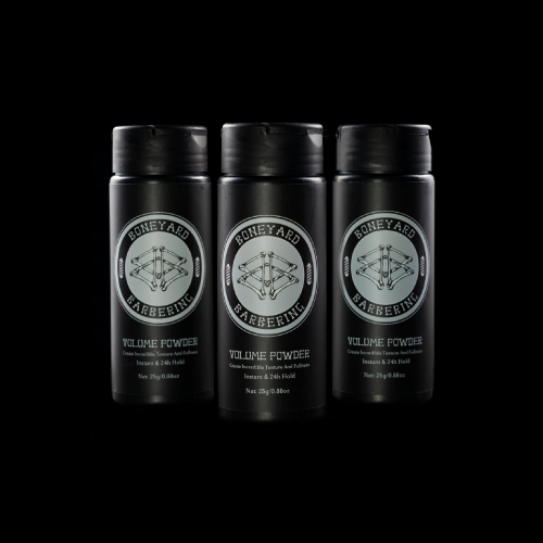Buy 2 Volume Powders, Get 1 Free - Boneyard Barbering Products