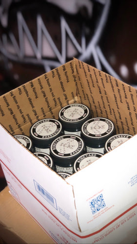 Case of Matte Pomade (48pc) - Boneyard Barbering Products