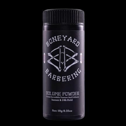 Boneyard Volume Powder - Boneyard Barbering Products