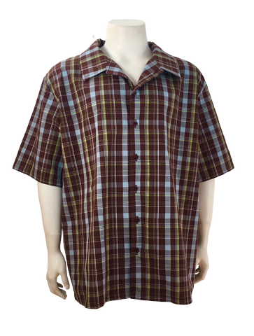 ADAPTIVE CASUAL SHIRT (WOODY)