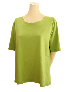 Adaptive T-Shirt (Lime)