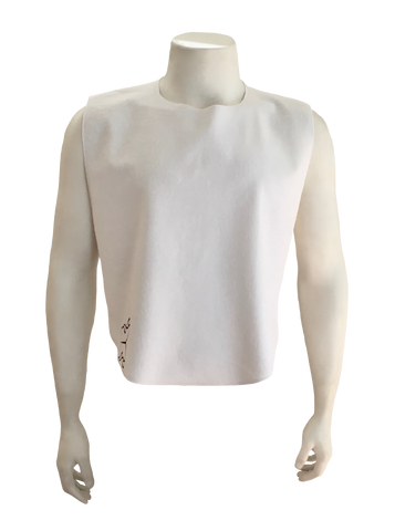 Adult Bib / Clothing Protector (Butterfly)