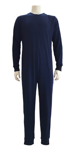 Anti-Strip Night Suit - Man's (Long Sleeves)