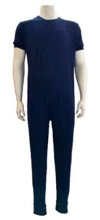 Anti-Strip Night Suit - Man's (Short Sleeves)