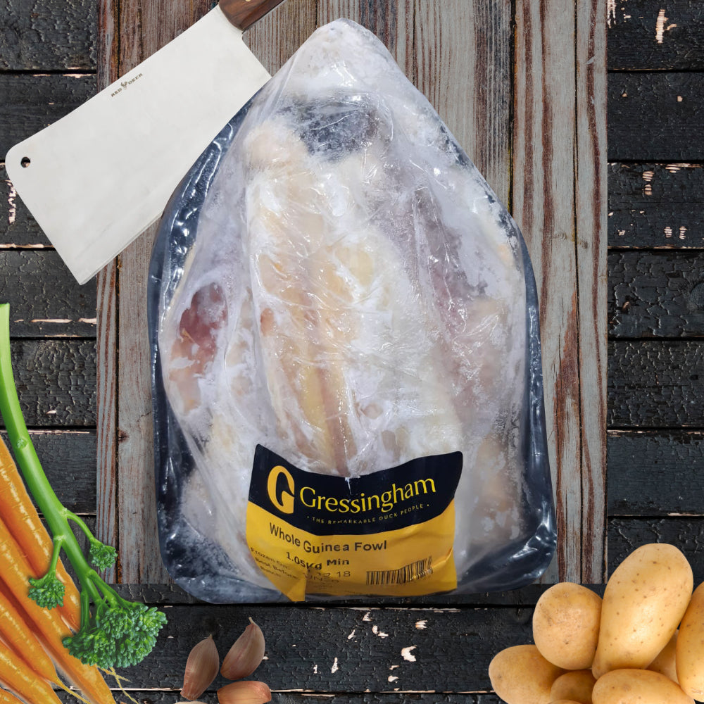 Whole Guinea Fowl - 1 kg