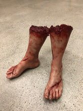 Load image into Gallery viewer, Pair of severed feet