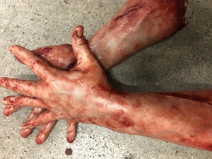 Pair of arms