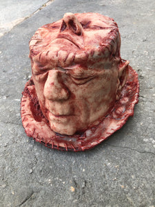 Flesh covered top hat