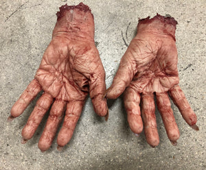 Pair of Severed Witch hands