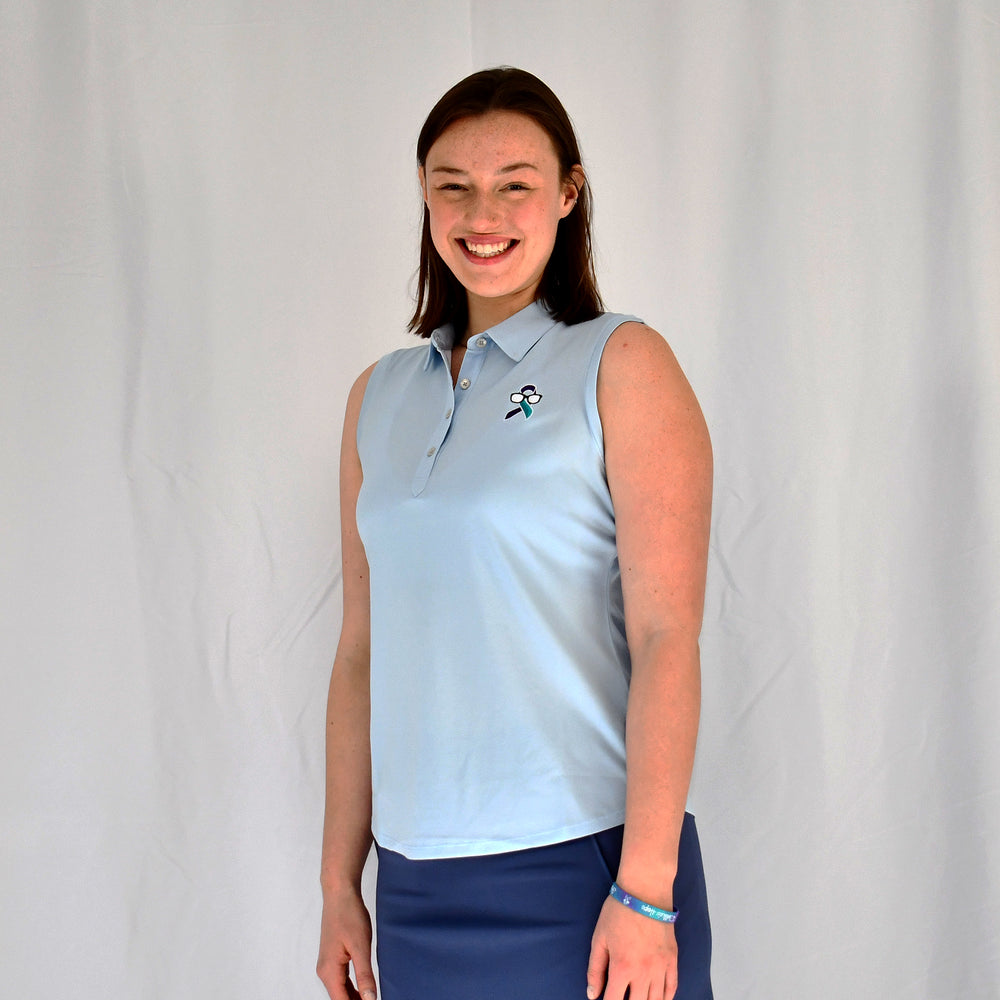 Women's Sleeveless Golf Shirt