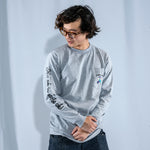 Men's Long Sleeve T-Shirt with a Pocket