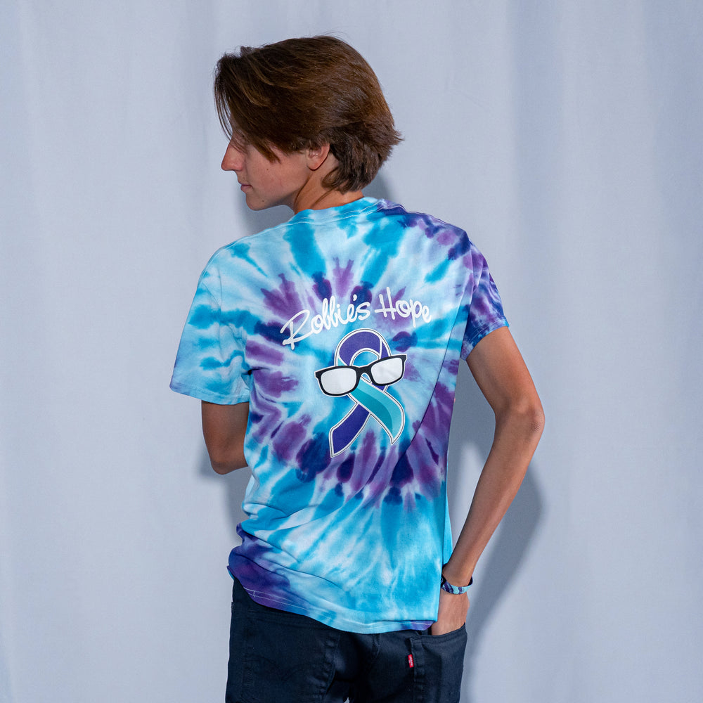 Men's Tie-Dye Shirt