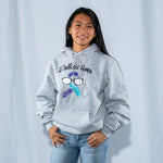 Women's Champion Hooded Sweatshirt